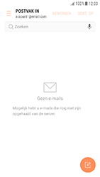 Samsung Galaxy J3 (2017) (J330) - E-mail - Account instellen (POP3 zonder SMTP-verificatie) - Stap 15