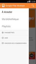 Bouygues Telecom Ultym 5 II - Photos, vidéos, musique - Ecouter de la musique - Étape 6