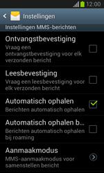Samsung I8260 Galaxy Core - MMS - probleem met ontvangen - Stap 7