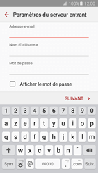 Samsung G903F Galaxy S5 Neo - E-mail - Configuration manuelle - Étape 8