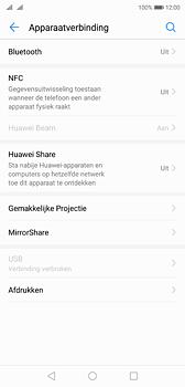 Huawei P20 Dual-SIM (Model EML-L29) - Bluetooth - Aanzetten - Stap 3