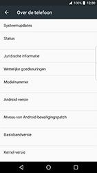 BlackBerry DTEK 50 - Netwerk - Software updates installeren - Stap 6