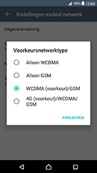 Sony Xperia X Compact - Netwerk - 4G activeren - Stap 7