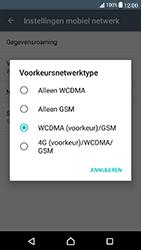 Sony Xperia X Compact (F5321) - Netwerk - Wijzig netwerkmodus - Stap 7