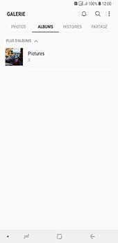 Samsung Galaxy A7 2018 - Photos, vidéos, musique - Envoyer une photo via Bluetooth - Étape 6