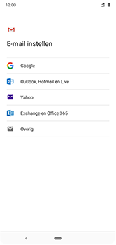 Nokia 7-1-dual-sim-ta-1095-android-pie - E-mail - Account instellen (POP3 met SMTP-verificatie) - Stap 7