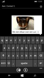 Microsoft Lumia 640 - MMS - afbeeldingen verzenden - Stap 13