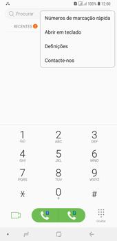 Samsung Galaxy A6 Plus DualSim - Chamadas - Como bloquear chamadas de um número -  6