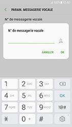 Samsung Galaxy J5 (2017) - Messagerie vocale - configuration manuelle - Étape 9