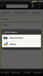 HTC Z520e One S - E-mail - envoyer un e-mail - Étape 10