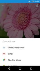 Sony Xperia M5 (E5603) - Funciones básicas - Uso de la camára - Paso 16