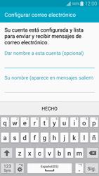 Samsung Galaxy A3 - E-mail - Configurar Yahoo! - Paso 9