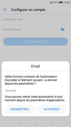 Huawei P9 Lite - Android Nougat - E-mail - Configuration manuelle - Étape 6