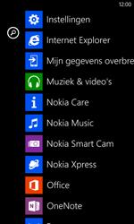 Nokia Lumia 625 - MMS - probleem met ontvangen - Stap 5