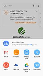 Samsung Galaxy J3 (2017) - Contactgegevens overzetten - delen via Bluetooth - Stap 9