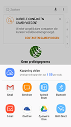 Samsung Galaxy J3 (2017) (SM-J330F) - Contacten en data - Contacten overzetten via Bluetooth - Stap 9