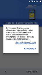 Samsung Galaxy J2 Prime - Primeiros passos - Como ativar seu aparelho - Etapa 15