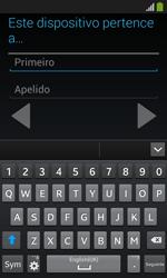 Samsung Galaxy Grand Neo - Primeiros passos - Como ligar o telemóvel pela primeira vez -  12
