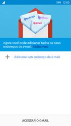 Lenovo Vibe K6 - Email - Como configurar seu celular para receber e enviar e-mails - Etapa 5