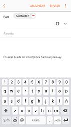 Samsung Galaxy A3 (2017) (A320) - E-mail - Escribir y enviar un correo electrónico - Paso 9