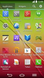 LG G2 mini LTE - Internet - Hoe te internetten - Stap 2