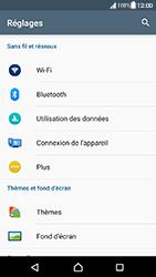 Sony Xperia XA - Android Nougat - Internet - activer ou désactiver - Étape 4