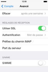 Apple iPhone 4 - E-mails - Ajouter ou modifier un compte e-mail - Étape 21