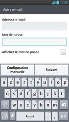 LG Optimus F5 - E-mails - Ajouter ou modifier un compte e-mail - Étape 7