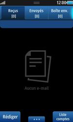 Samsung Wave 2 - E-mails - Ajouter ou modifier un compte e-mail - Étape 4