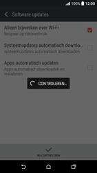 HTC Desire 530 - Netwerk - Software updates installeren - Stap 7