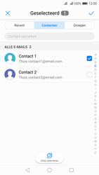 Huawei Nova 2 - E-mail - Hoe te versturen - Stap 7