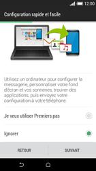 HTC Desire 610 - Premiers pas - Créer un compte - Étape 29