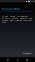 HTC One Mini 2 - Applicaties - Account aanmaken - Stap 15