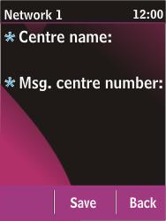Nokia C2-03 - SMS - Manual configuration - Step 8