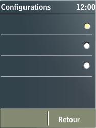 Nokia X3-02 - MMS - Configuration automatique - Étape 12