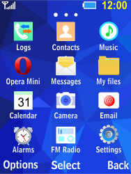 Samsung B550H Xcover 550 - Internet - Internet browsing - Step 2