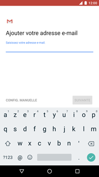 Huawei Nexus 6P - Android Oreo - E-mail - Configuration manuelle - Étape 9