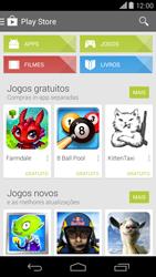 Motorola Moto X (2014) - Aplicativos - Como baixar aplicativos - Etapa 4