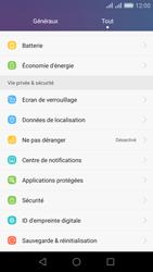 Huawei Honor 5X - Device maintenance - Back up - Étape 6