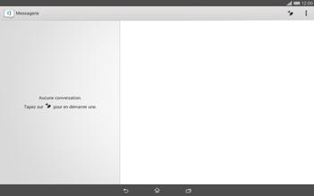 Sony Xperia Tablet Z2 (SGP521) - MMS - envoi d'images - Étape 3