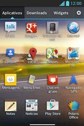 LG E612 Optimus L5 - Aplicativos - Como baixar aplicativos - Etapa 3