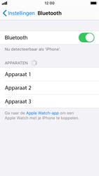 Apple iPhone SE - iOS 13 - Bluetooth - koppelen met ander apparaat - Stap 7