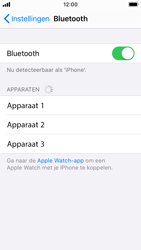 Apple iphone-se-met-ios-13-model-a1723 - Bluetooth - Headset, carkit verbinding - Stap 5