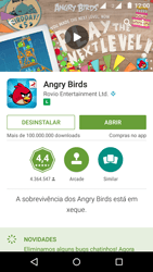 Motorola Moto G (2ª Geração) - Aplicativos - Como baixar aplicativos - Etapa 18
