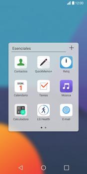 LG G6 - E-mail - Configurar correo electrónico - Paso 4