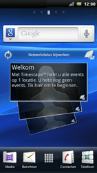 Sony Ericsson Xperia Arc - Bluetooth - koppelen met ander apparaat - Stap 1