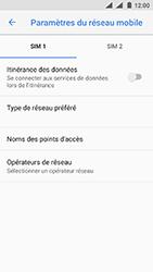 Nokia 3 - Android Oreo - Réseau - Sélection manuelle du réseau - Étape 6