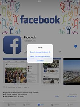 Apple iPad Pro 10.5 inch met iOS 11 (Model A1709) - Applicaties - Account aanmaken - Stap 6
