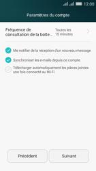 Huawei Y635 Dual SIM - E-mail - Configuration manuelle - Étape 18