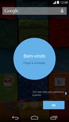 Motorola Moto X (2014) - Primeiros passos - Como ativar seu aparelho - Etapa 12